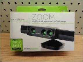 Zoom para Sensor Kinect Xbox 360