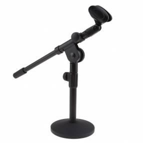 Soporte de mesa para micrófono