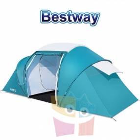 Carpa de camping para 4 personas Bestway