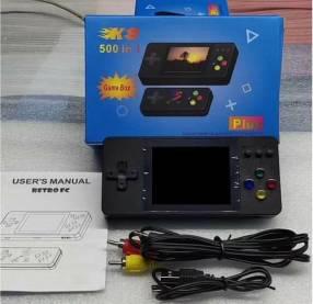 Retro Game Box K8 500 juegos en 1