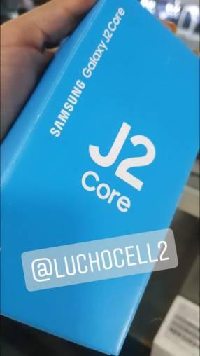 Samsung Galaxy J2 Core de 8 gb