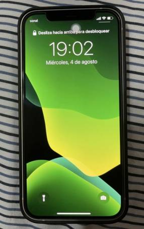 iPhone 12 de 256 gb