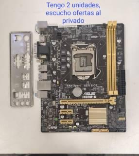 Placa Madre Asus H81M-A