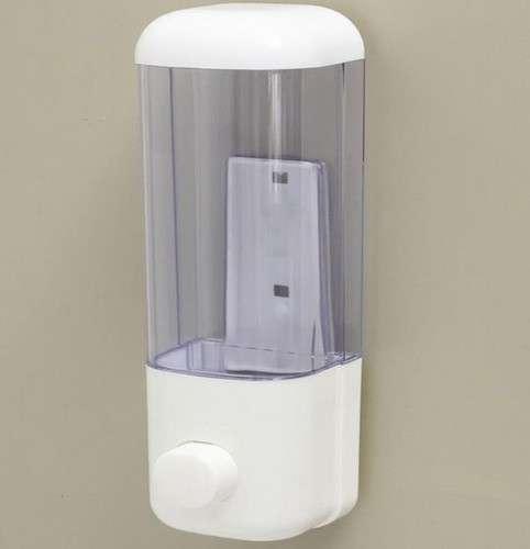 Dispensador de jabón líquido y alcohol en gel - 0