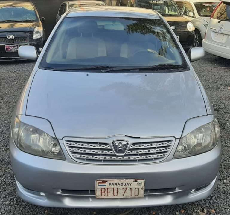 Toyota Allex 2001 - 0