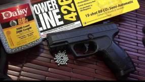 Pistola co2 power line 426