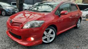 Toyota New Auris RS 2010