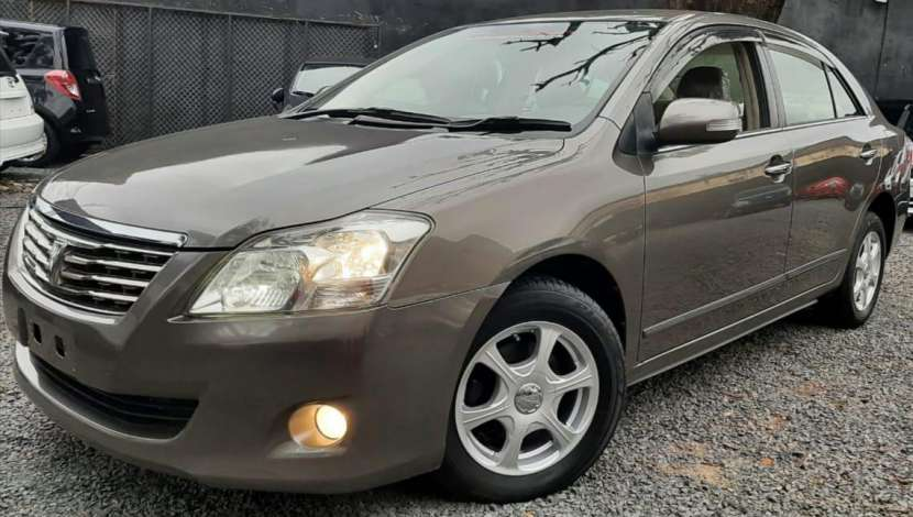 Toyota New Premio 2007 - 0
