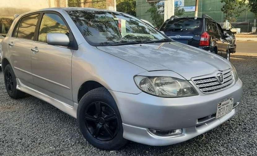 Toyota Allex 2001 - 1