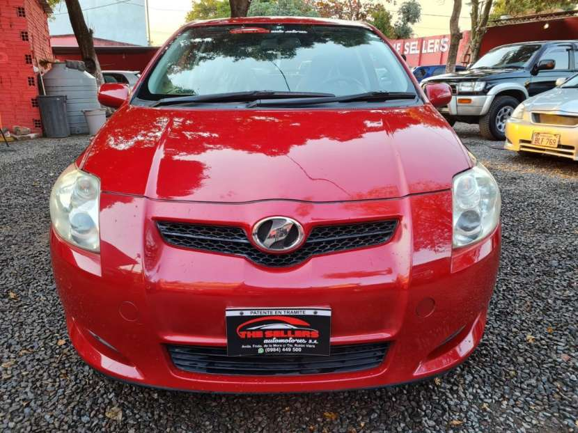 Toyota Auris 2007️ - 1