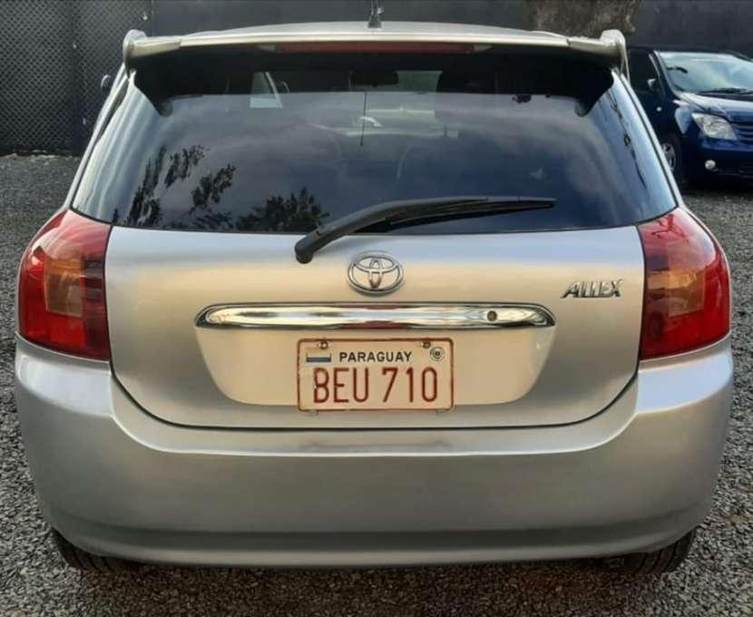 Toyota Allex 2001 - 2