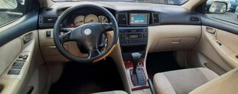 Toyota Allex 2001 - 4