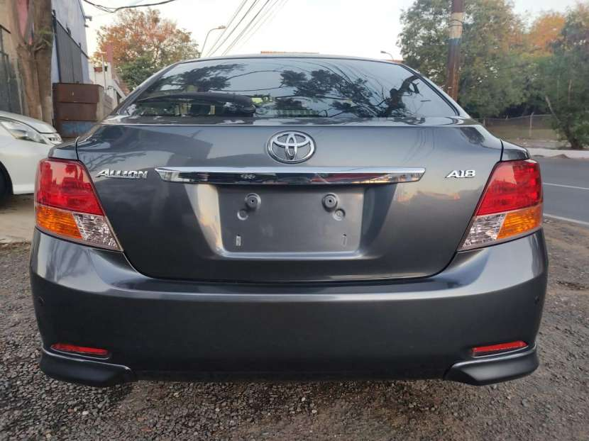 Toyota New Allion 2009 - 4