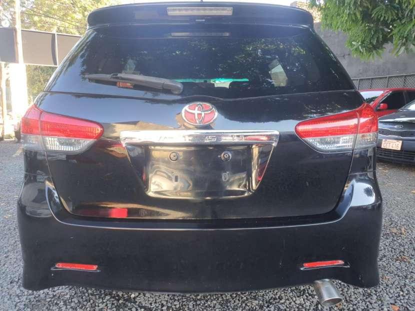 Toyota New Wish 2009 - 5