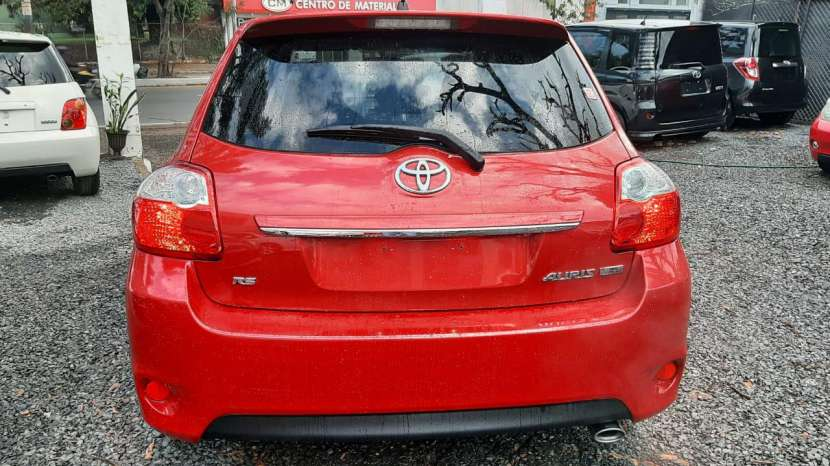 Toyota New Auris RS 2010 - 6