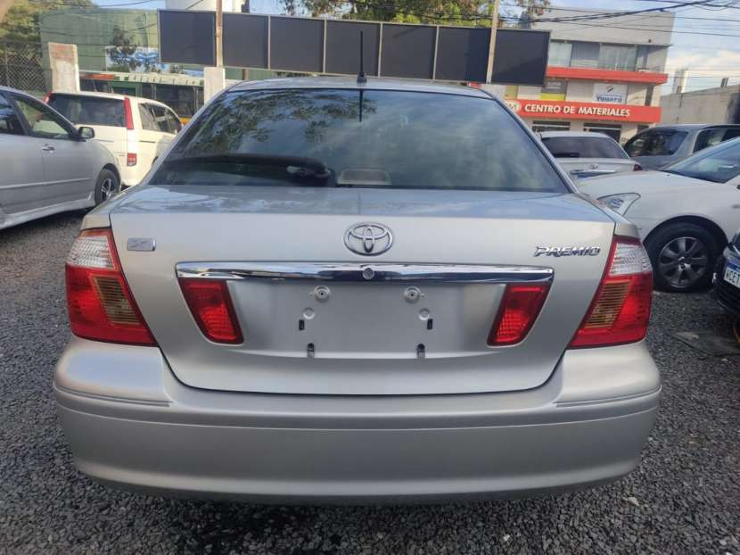 Toyota Premio 2003 - 7