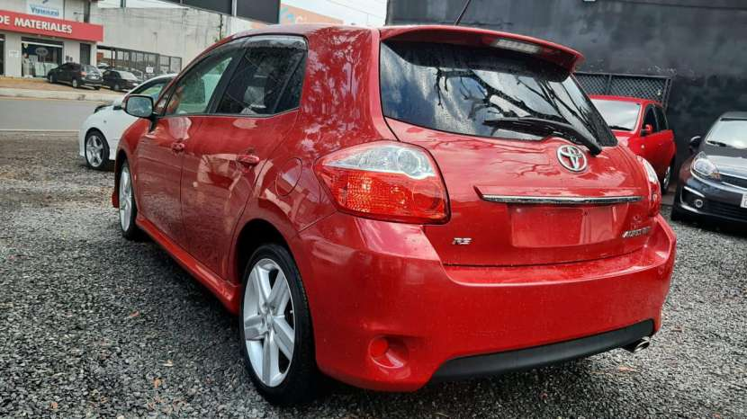 Toyota New Auris RS 2010 - 7