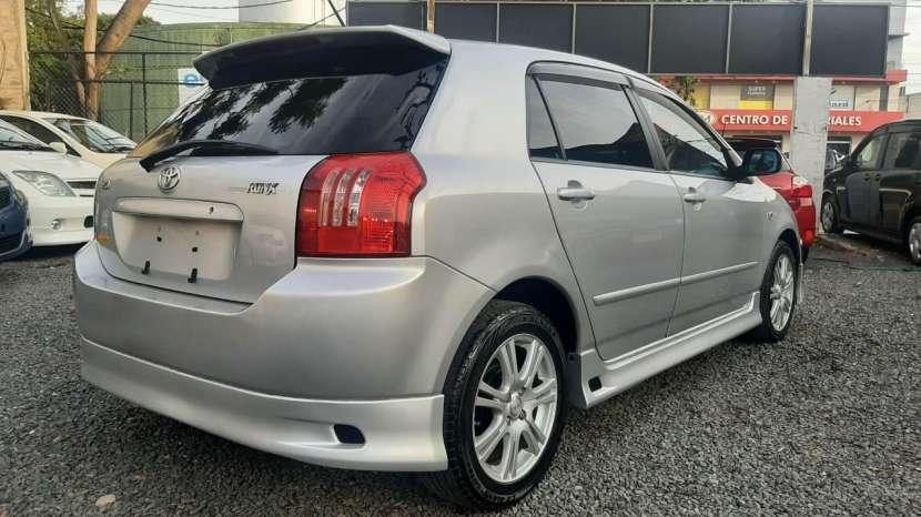 Toyota Runx 2003 - 7