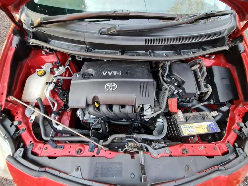Toyota Auris 2007️ - 8