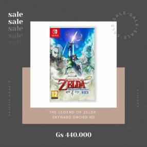 The Legend Of Zelda Skyward Sword HD para Nintendo Switch