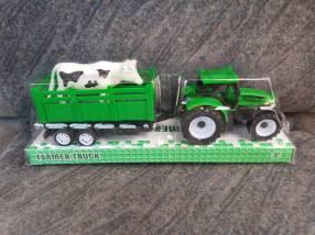 Tractor Trasganado