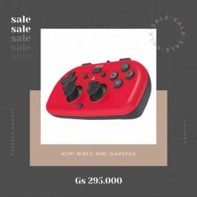 Hori Wired mini gamepad PlayStation 4