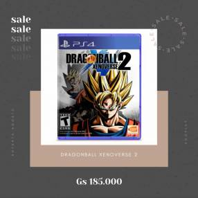 Dragon Ball Xenoverse 2 para PS4
