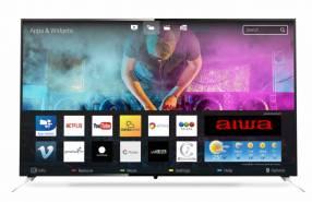 Smart tv 4k uhd Aiwa 50 pulgadas