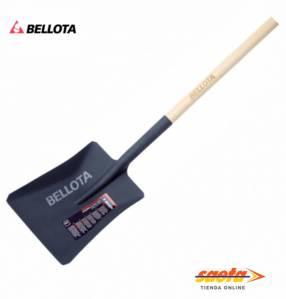 Pala ancha con mango de mader Bellota 5502
