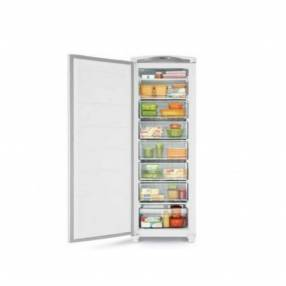 Congelador consul 280lts vertical blanco frio seco (120019)