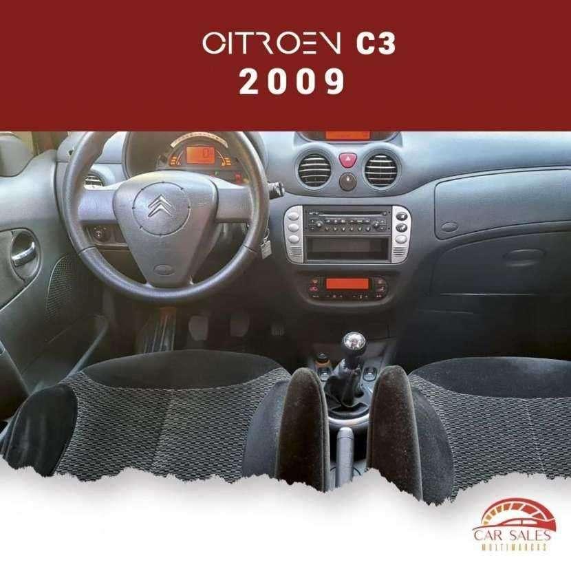 Citroën C3 2009 motor 1.6 flex mecánico - 6