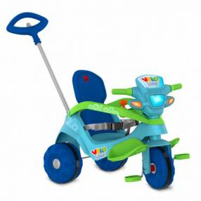 Velobaby paseo a pedal