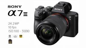 Cámara Sony A7 III Kit 28-70mm