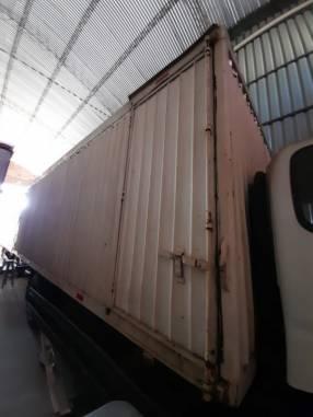 Furgón para camión