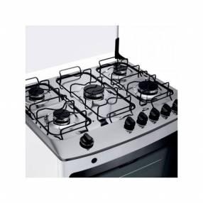 Cocina consul cfs5nab 5 hornallas blanco (120026)