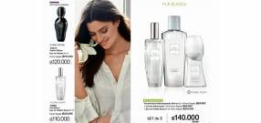 Perfume Avon Pasión Gitana - Pur Blanca