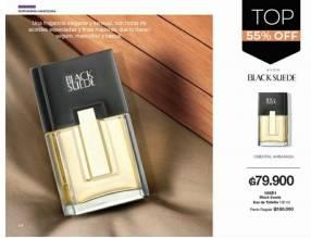 Perfume Blanco Suede Avon
