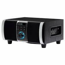 Minicomponente boombox Speed NG 2500W-SMC32N