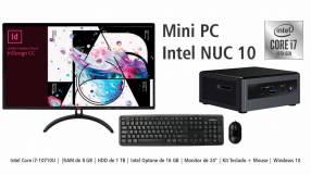 Mini PC NUC 10 Intel Core i7 Optane