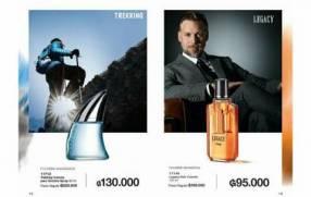 Perfumes Avon Trekking-Legacy