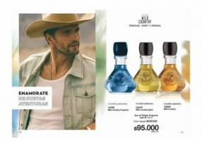 Perfume Avon Wild Country