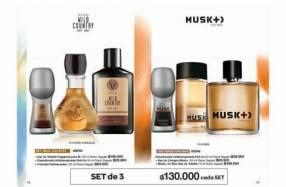 Perfume Wild Country Musk+