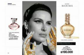 Perfume Avon Maxima Luminata