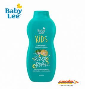 Shampoo Baby Lee Rizos y Risas 400 ml