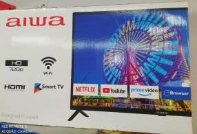 Smart TV Aiwa de 55 pulgadas