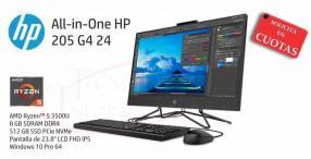 All in One HP 205 G4 Ryzen 5