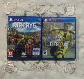 Farcry 5 + Fifa 17
