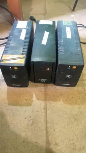 UPS con baterías nuevas