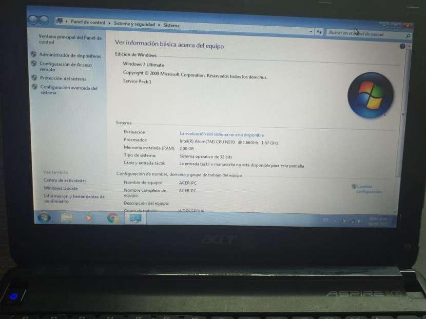 Netbook Acer Aspire One 10.1 pulgadas - 2