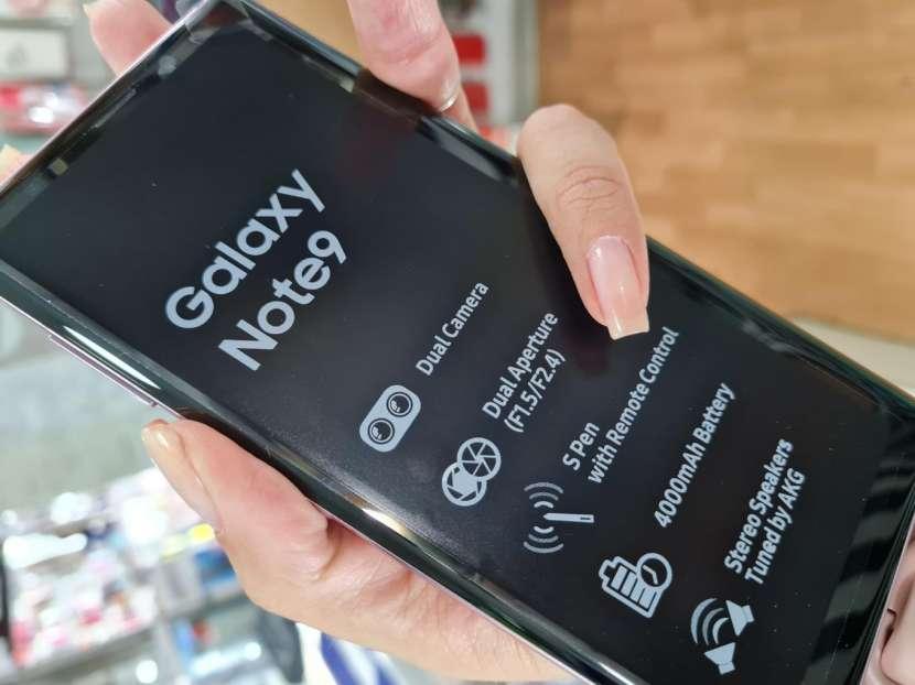 Samsung Galaxy Note 9 de 128 gb - 0